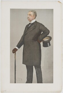 Sir William Stephen Alexander Lockhart ('Men of the Day. No. 725.
