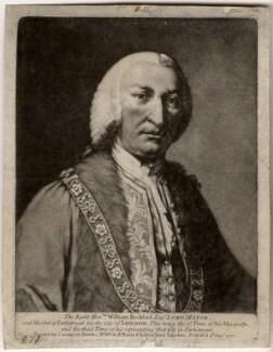 William Beckford, by John Dixon - NPG D677
