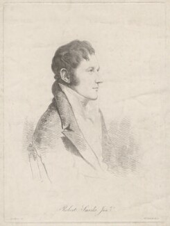 Sir Robert Smirke, by William Daniell, after  George Dance - NPG D6774