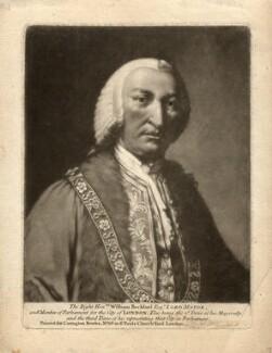 William Beckford, by John Dixon - NPG D678