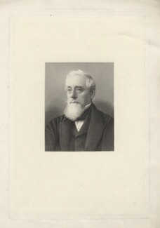 John Russell Smith, by William John Alais, after a photograph by  J. Louis - NPG D6784