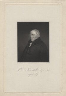 William Smith, by Thomas Anthony Dean, after  Hugues Fourau - NPG D6788