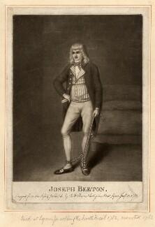 Joseph Beeton, published by R. Williams - NPG D680