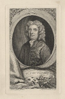 Thomas Southerne, by Alexander Bannerman, after  James Worsdale - NPG D6811