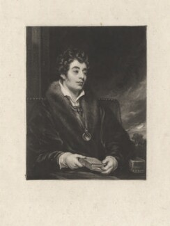 Robert Southey, by Samuel William Reynolds, after  Thomas Phillips - NPG D6815