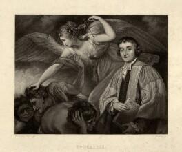James Beattie, by Frederick Bromley, after  Sir Joshua Reynolds - NPG D683