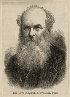 Alexander Strange, published by Illustrated London News, after an intermediary drawing by  Thomas Dewell Scott - NPG D6874