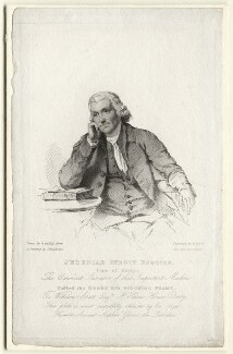 Jedediah Strutt of Derby, by Henry Meyer, after  Joseph Wright - NPG D6879