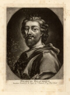 Francis Beaumont, after Unknown artist - NPG D688