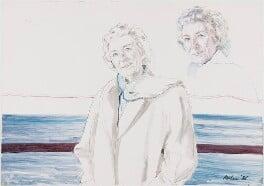 Dame Vera Lynn, by Suzi Malin - NPG D6885