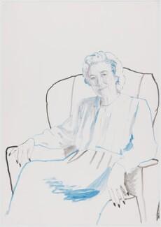 Dame Vera Lynn, by Suzi Malin - NPG D6888