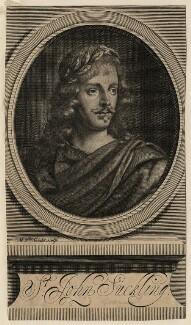 Sir John Suckling, by Michael Vandergucht - NPG D6893