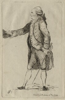 Thomas Townshend, 1st Viscount Sydney, by James Sayers, published by  James Bretherton - NPG D6910
