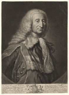 Nicholas Taafe, 6th Viscount Taafe, by John Dixon, after  Robert Hunter - NPG D6913