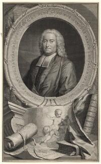 John Taylor, by Jacobus Houbraken, after  John Theodore Heins (Dietrich Heins) - NPG D6931