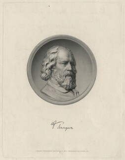 Alfred, Lord Tennyson, after Unknown artist - NPG D6943