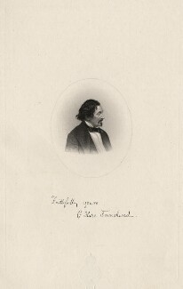 Chauncy Hare Townshend, after Unknown photographer - NPG D6974