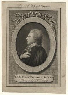 Sir Harry Trelawney, Bt, after Unknown artist - NPG D6980