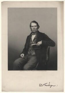 Sir Charles Edward Trevelyan, 1st Bt, by Daniel John Pound, after a photograph by  John Watkins - NPG D6983