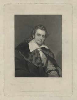 John James Audubon, by Charles Turner, after  Francis Cruikshank - NPG D7