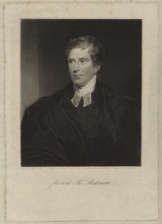 Gerrard Thomas Andrewes, by Samuel William Reynolds Jr - NPG D7018