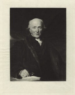 John Julius Angerstein, by and printed by Goupil & Co, after  Sir Thomas Lawrence, (circa 1815) - NPG D7020 - © National Portrait Gallery, London