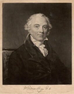 William Redmore Bigg, by and published by William Barnard, published by and after  William Fisk - NPG D705