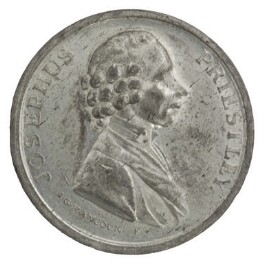 Joseph Priestley, by John Gregory Hancock - NPG D7057