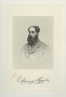 Henry Paget, 4th Marquess of Anglesey, by Joseph Brown, published by  A.H. Baily & Co, after  Unknown artist - NPG D7065