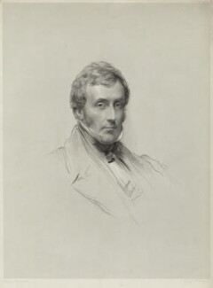 William Pulteney Alison, by John Henry Robinson, after  George Richmond, published 1849 - NPG D7073 - © National Portrait Gallery, London