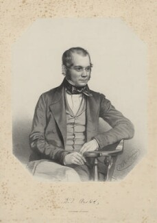David Thomas Ansted, by Thomas Herbert Maguire - NPG D7074