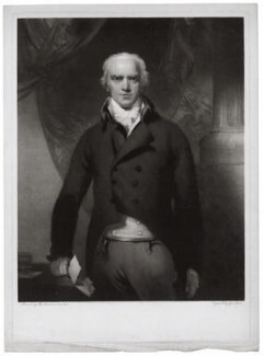 Sir Edmund Antrobus, 1st Bt, by George Clint, after  Sir Thomas Lawrence - NPG D7078