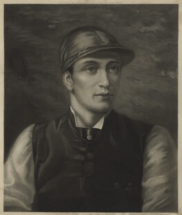 Frederick Archer, by Richard Josey, after  Rosa Corder - NPG D7082