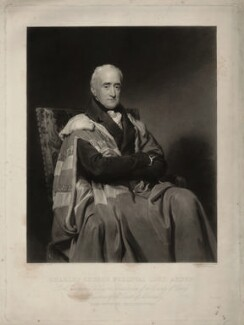 Charles George Perceval, 2nd Baron Arden, by Thomas Goff Lupton, after  Henry Perronet Briggs, printed after 1840 - NPG D7087 - © National Portrait Gallery, London