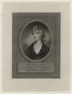 Margaretta Elizabeth Perceval (née Wilson), Lady Arden, by William Skelton, after  George Francis Joseph - NPG D7088