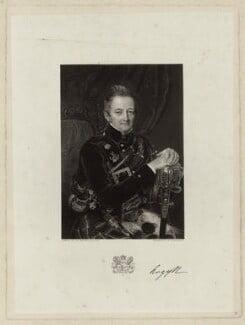 John Campbell, 7th Duke of Argyll, by James Posselwhite, after  Sir William Charles Ross, (1843) - NPG D7100 - © National Portrait Gallery, London