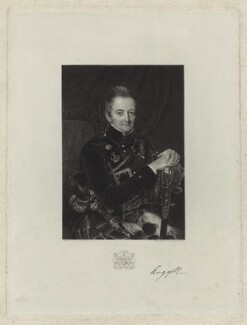 John Campbell, 7th Duke of Argyll, by James Posselwhite, after  Sir William Charles Ross - NPG D7101