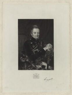 John Campbell, 7th Duke of Argyll, by James Posselwhite, after  Sir William Charles Ross, (1843) - NPG D7101 - © National Portrait Gallery, London