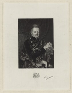 John Campbell, 7th Duke of Argyll, by James Posselwhite, after  Sir William Charles Ross - NPG D7102