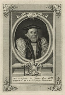 George Abbot, by George Vertue - NPG D7124