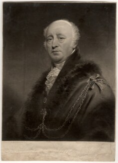 John Blades, by William Say, after  Sir William Beechey - NPG D713