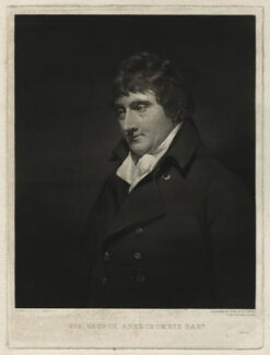 Sir George Abercromby Abercromby, 4th Bt, by Thomas Goff Lupton, after  Sir Henry Raeburn - NPG D7131