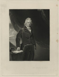 John Abernethy, by Edward McInnes, after  Sir Thomas Lawrence, published 1842 - NPG D7142 - © National Portrait Gallery, London