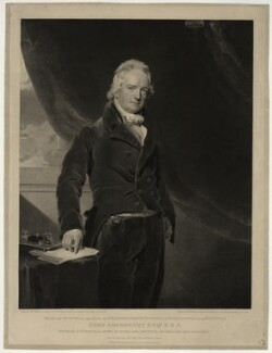 John Abernethy, by William Bromley, after  Sir Thomas Lawrence - NPG D7145