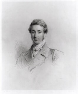 Charles John Abraham, by Francis Holl, after  George Richmond - NPG D7154