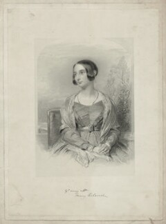 Mary Acland, after Unknown artist, mid 19th century - NPG D7162 - © National Portrait Gallery, London