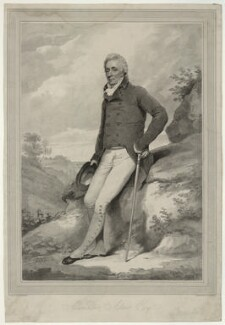 Alexander Adair, by Henry Meyer, after  Henry Edridge - NPG D7164
