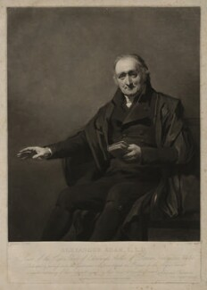 Alexander Adam, by Charles Turner, after  Sir Henry Raeburn - NPG D7166