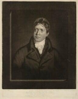 John Adolphus, by Valentine Green, after  T. Walker - NPG D7176
