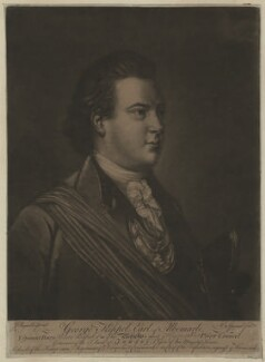 George Keppel, 3rd Earl of Albemarle, by Charles Spooner, after  Sir Joshua Reynolds - NPG D7196